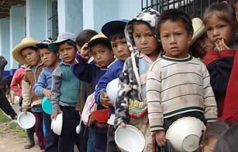 Bambini in Colombia
