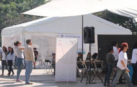 """""""Sit-in"""" de la dignité de l'Université autonome de"""