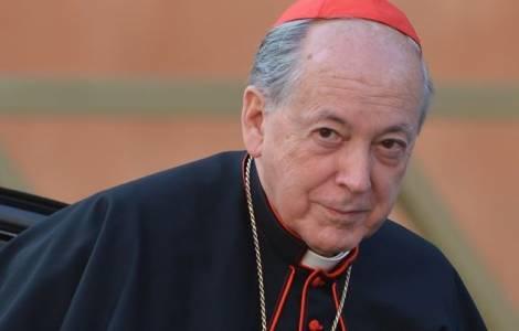 Il Cardinale peruviano Juan Luis Cipriani
