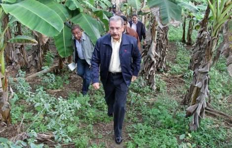 Le Président Danilo Medina