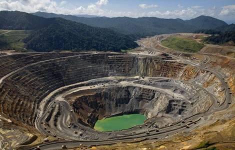 Projets miniers à La Rioja