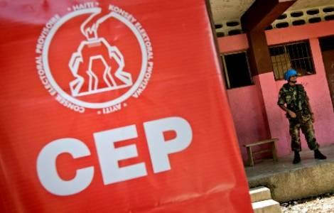 Conseil électoral provisoire d'Haiti