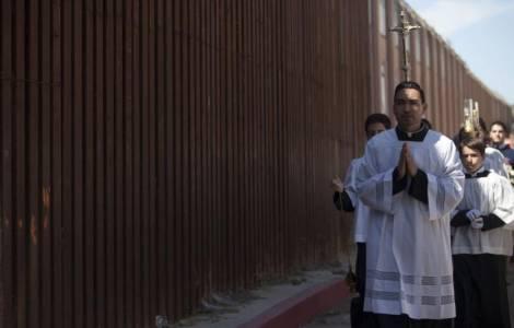 """Nogales, """"Diocèses sans frontières"""""""