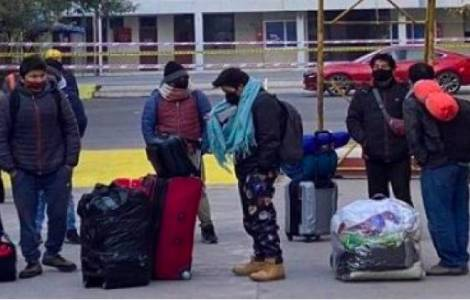 AMERICA – Appeal to the governments of Chile and Bolivia for the dramatic situation of migrants