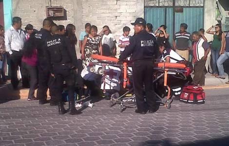 Violência em Tehuacan