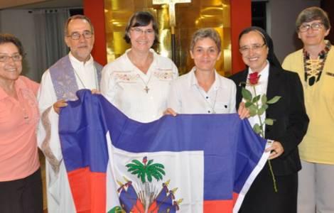 Compromisso missionário com o Haiti