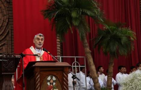 S.Exc. Mgr Sergio Gualberti