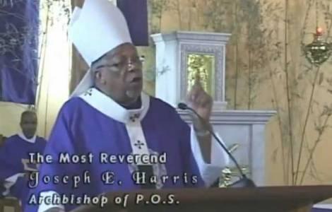 S.Exc. Mgr Joseph Harris C.S.Sp