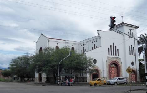 Eglise de Neiva, Colombie