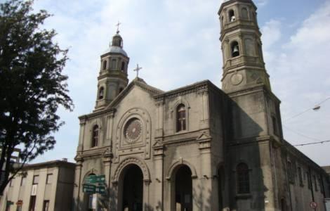 Cathédrale de Canelones, Uruguay