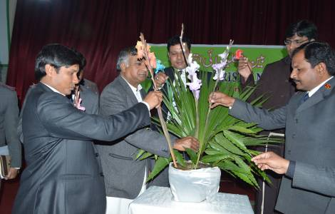 Um encontro inter-religioso em Lahore