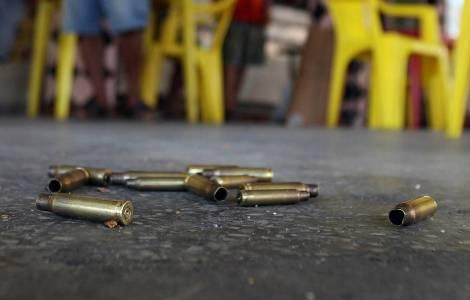 Violence au Mexique