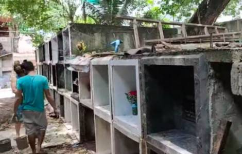 ASIA/PHILIPPINES – Catholic cemeteries welcome the victims of the pandemic, of any religion