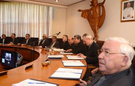 Bispos da Bolívia
