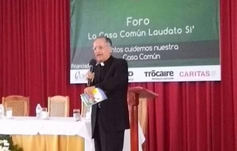 Sua Ecc. Mons. Silvio José Baez Ortega, OCD, Vescovo ausiliare di Managua