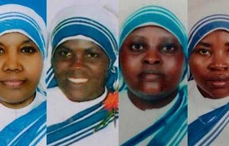 Bildergebnis für 4 schwester ermordet im jemen