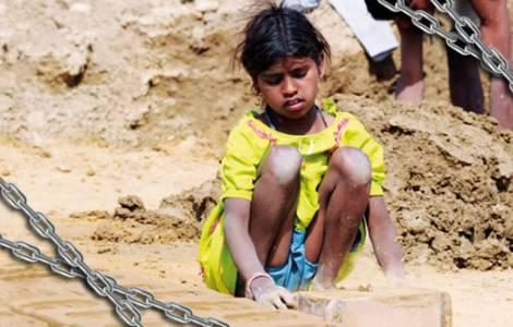 Journée contre l'esclavage enfantin