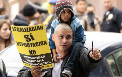 Problema de imigração