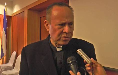 Mons. Juan Abelardo Mata Guevara