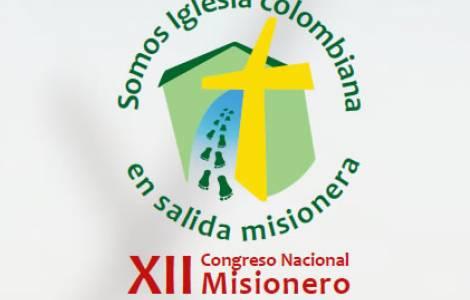 Logotipo do Congresso Missionário na Colômbia