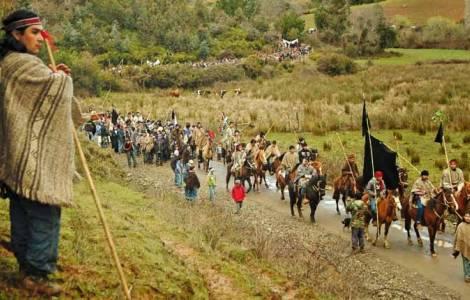 Popoli La Araucania