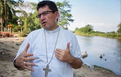 Vescovo della diocesi di Tibu