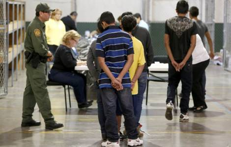 immigrati centroamericani