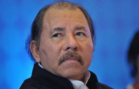 Le Président Daniel Ortega
