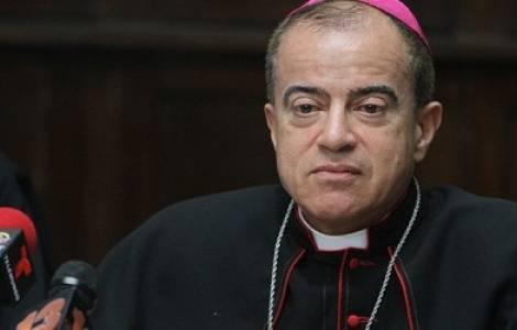 Mons. Roberto González Nieves, OFM
