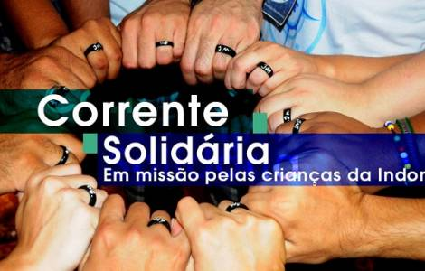 """progetto """"Corrente Solidaria"""""""