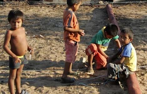 Bambini della Guajira