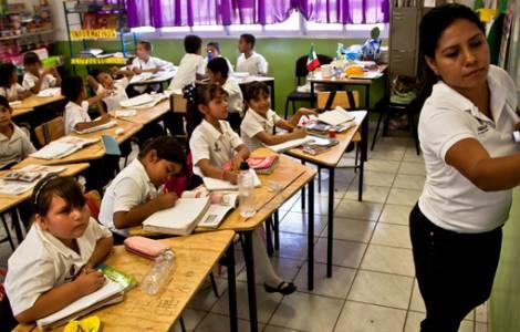 Enseignante  au Mexique