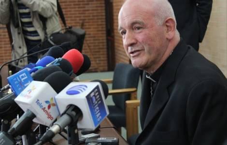 S.Exc. Mgr Luis Augusto Castro Quiroga