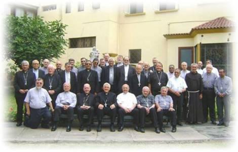 Bispos do Peru