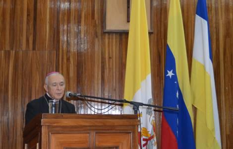 S.Exc. Mgr Diego Rafael Padrón Sánchez