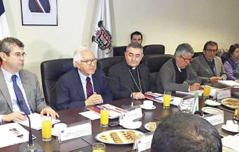 Mons. Hector Vargas come facilitatore del dialogo