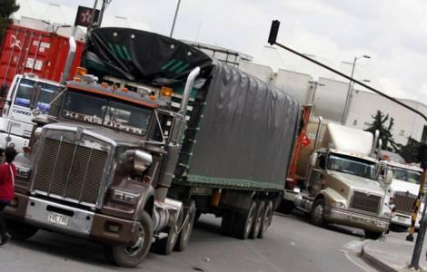 Grève des camionneurs