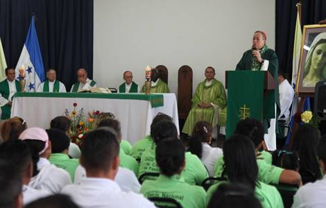 Missionarie Scalabriniane: da 25 anni al servizio dei migranti in Honduras