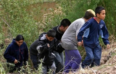 rifugiati del Centro America