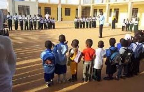 scuole cattoliche Sud Sudan