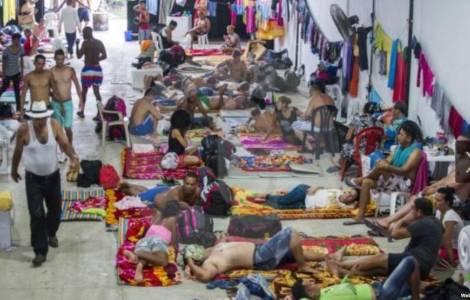 Clandestini in Colombia