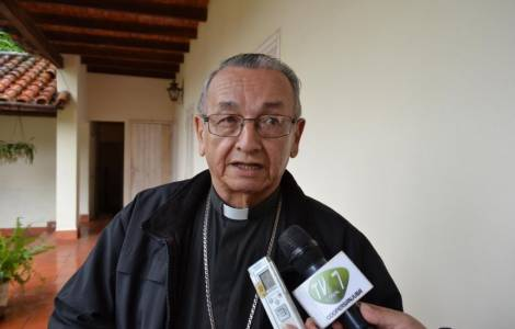 S.Exc. Mgr Melanio Medina