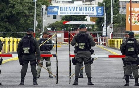 Fronteira com a Venezuela