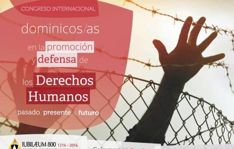 Congrès international à Salamanque sur les Droits