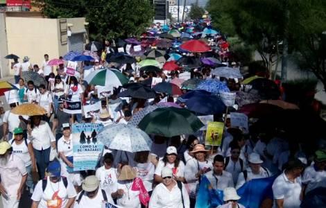 Marche à Ciudad Juarez