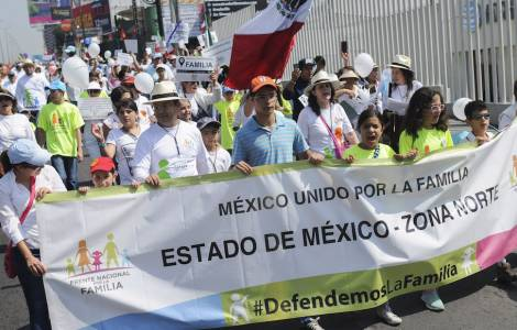 Marche pour la Famille