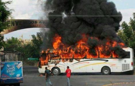 Nouvelles violences au Michoacan
