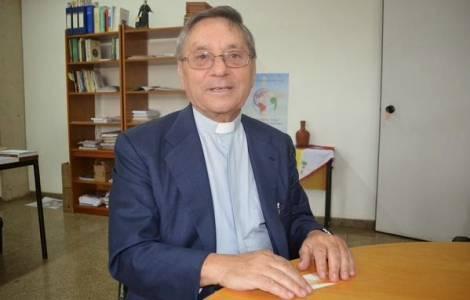 Le Père Vito del Prete, PIME