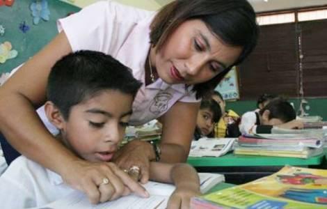 Primo giorno di scuola in Chiapas