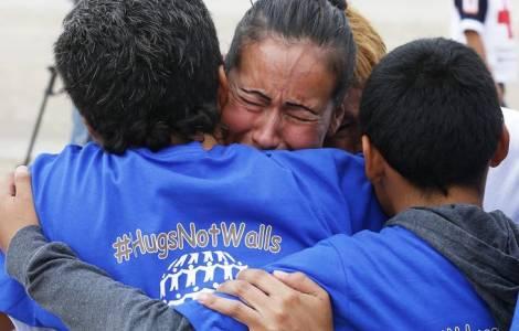 """""""Rencontres sans murs, une marche pour les famille"""